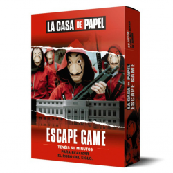 Board game The House of Paper: Escape game from Asmodee