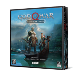 Card game God of War from Edge Entertainment