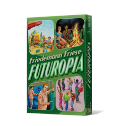 Futuropia board game from Edge Entertainment