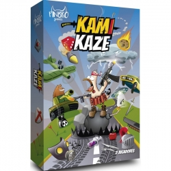 Fast card game Kamikaze from Pinbro Games
