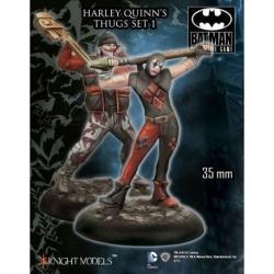 Harley Quinn Thug Set I