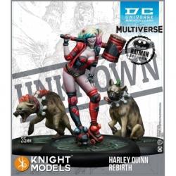 Harley Quinn Rebirth (Mv)