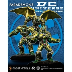 Parademons Invasion Force