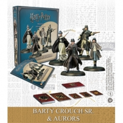 Barty Crouch Sr And Aurors (Inglés)