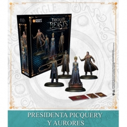 Presidenta Picquery Y Aurores