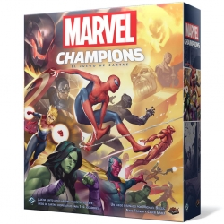 Marvel Champions: The Card Game from Fantasy Flight Games