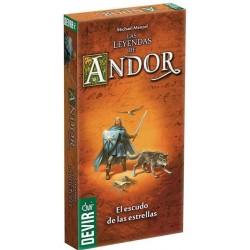 Las Leyendas de Andor: Expansión Escudo de las Estrellas