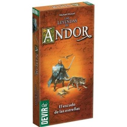 The Legends of Andor: Expansion Shield of Stars