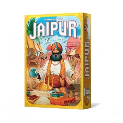 Card game Jaipur New Edition of JD Editions