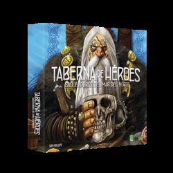 Expansion Looters of the North Sea: Tavern of Heroes of Ediciones Primigenio
