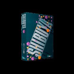 Shibuya puzzle game from Ediciones Primigenio
