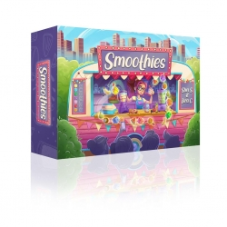 Smoothies roll & write game from Ludonova