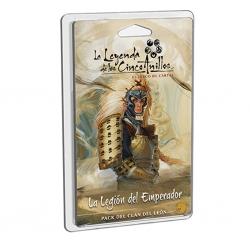 Expansión La Legión del Emperador - La Leyenda de los Cinco Anillos LCG de Fantasy Flight Games