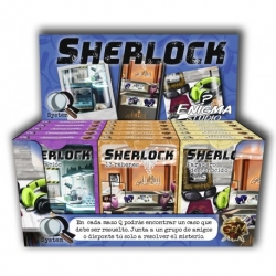 Q Series - Sherlock Pack (Propagation, 13 hostages and whereabouts unknown) of War of Myths