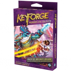 Card game Keyforge: Worlds in Collision Mazo de Arconte deluxe from Fantasy Flight Games