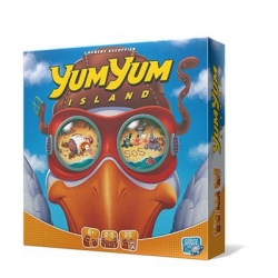 Table game Yum Yum Island from Space Cow