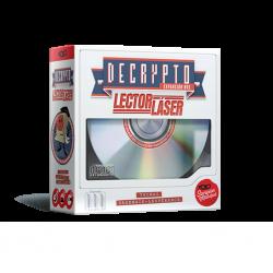 Decrypto Laser Reader game from Le Scorpion Masqué