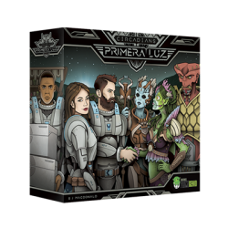 Board Game Circadians: First Light from Primigenio Editions