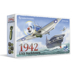 1942 USS Yorktown board game from Looping Games