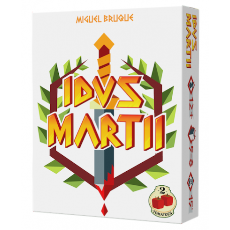 Idus Martii card game from 2Tomatoes Games