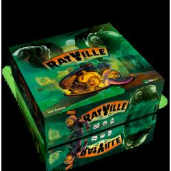 RatVille strategy board game from Ediciones Primigenio