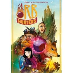 Strategy board game Orb Hunters from Ediciones Primigenio