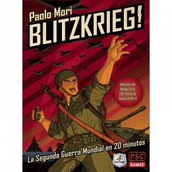 Blitzkrieg board game + Japanese Expansion from Maldito Games