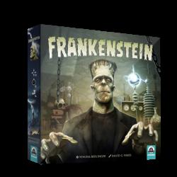 Frankenstein card game from Invedars 065530282325