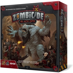 Black Ops Zombicide Invader expansion from Edge Entertainment