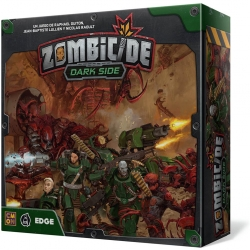 Zombicide Invader Dark Side board game from Edge Entertainment
