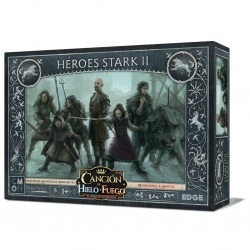 Expansion box Song of Ice and Fire Heroes Stark II miniatures game of Edge Entertainment