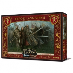 Expansion box Song of Ice and Fire Heroes Lannister II miniatures game of Edge Entertainment