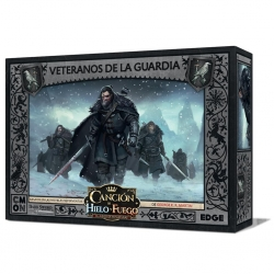 Expansion box Song of Ice and Fire Veterans of the Guard miniatures game of Edge Entertainment