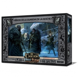 Expansion box Song of Ice and Fire Heroes of the Night's Watch I miniatures game of Edge Entertainment