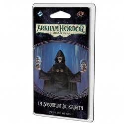 Expansion Arkham Horror Lcg Kadath's quest from Fantasy Flight Games