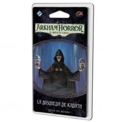 Expansión Arkham Horror Lcg La búsqueda de Kadath de Fantasy Flight Games
