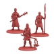 Expansion box Song of Ice and Fire Humble clerics miniatures game of Edge Entertainment