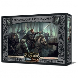 Expansion box Song of Ice and Fire Crawling explorers miniatures game of Edge Entertainment