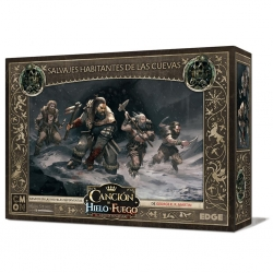 Expansion box Song of Ice and Fire Wild inhabitants of the caves miniatures game of Edge Entertainment