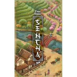 Sencha board game from Last Level