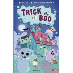 Trick or Boo board game from Last Level