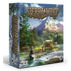 Sierra West board game from TCG Factory