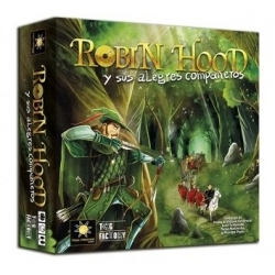 Robin Hood and His Cheerful Companions board game from TCG Factory