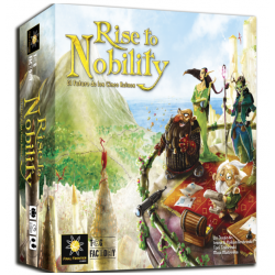 Rise to Nobility Companions board game from TCG Factory