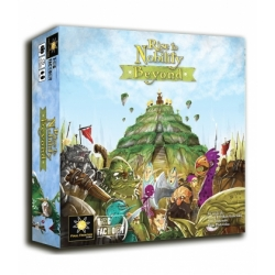 Beyond Rise to Nobility board game expansion from TCG Factory