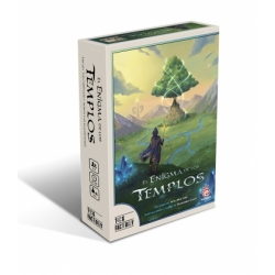 The Enigma of the Temples board game from TCG Factory