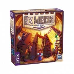 Ex Libris board game from Devir