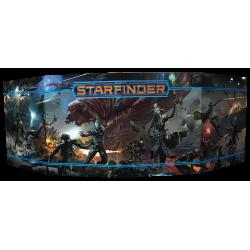 Pantalla del director de juego de Starfinder juego de rol de Devir