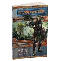 Rol game Starfinder - Dead Suns 2: The Temple of the Twelve from Devir