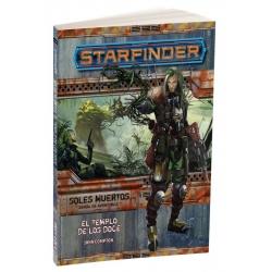 Juego de rol Starfinder Soles Muertos 2: El Templo de los Doce de Devir